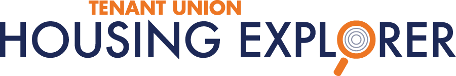 Tenant Union Housing Explorer logo
